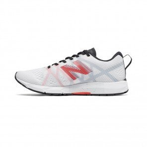 NEW BALANCE 1500v4 Femme White with Red / Black