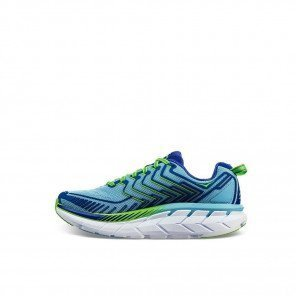 Hoka Clifton 4 - Femme - Sky Blue / Surf The Web