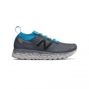 New Balance Fresh Foam Hierro v3 Femme Thunder with Maldives Blue