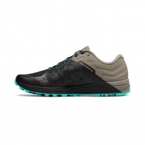NEW BALANCE Vazee Summit Trail v2 Femme Black with Military Green / Turquoise