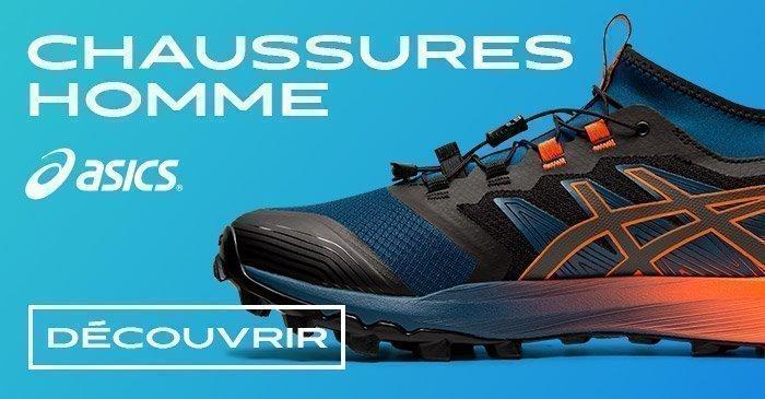 offre d'octobre : -20% sur toutes les chaussures Asics